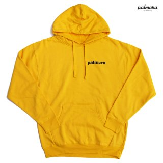 PALM CRU PULLOVER HOODED【YELLOW】
