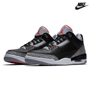 【送料無料】AIR JORDAN 3 RETRO OG【BLACK】