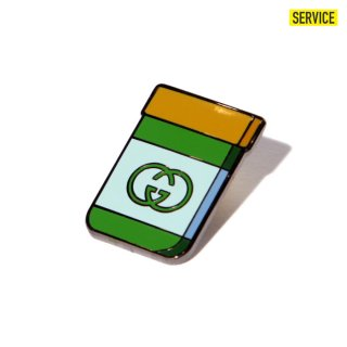GOODS OF SERVICE DANK PINS