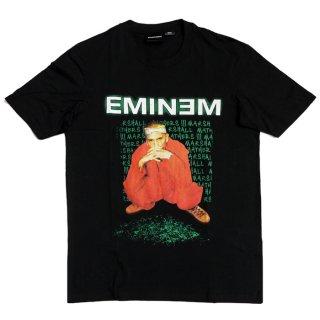 【メール便対応】EMINEM OFFICIAL Tシャツ【BLACK】