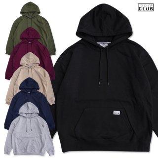 【2020新作】PRO CLUB PULLOVER HOODIE【BLACK】