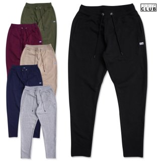 【2020新作】PRO CLUB HEAVYWEIGHT FRENCH TERRY SWEAT PANTS【BLACK】