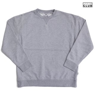 【2020新作】PRO CLUB HEAVYWEIGHT FRENCH TERRY CREWNWCK SWEAT【GRAY】