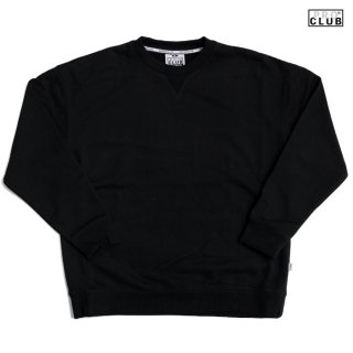 【2020新作】PRO CLUB HEAVYWEIGHT FRENCH TERRY CREWNWCK SWEAT【BLACK】
