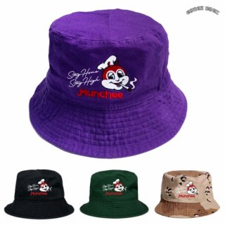 【受注オーダー★4月20日発売】【メール便対応】COUCH LOCK BUCKET HAT【PURPLE/BLACK/DARK GREEN/DESERT CAMO】