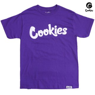 【メール便対応】COOKIES SF THIN MINT Tシャツ【PURPLE】