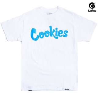 【メール便対応】COOKIES SF THIN MINT Tシャツ【WHITE】