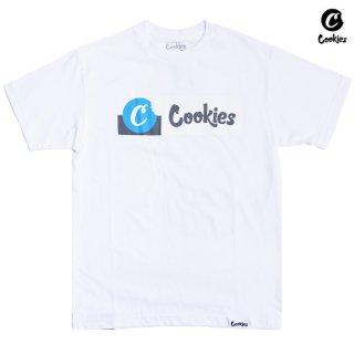 【メール便対応】COOKIES SF MONTECITO Tシャツ【WHITE】