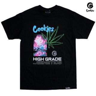 【メール便対応】COOKIES SF HIGH GRADE Tシャツ【BLACK】