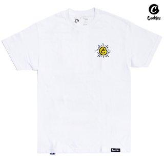 【メール便対応】COOKIES SF ARTISTIC Tシャツ【WHITE】