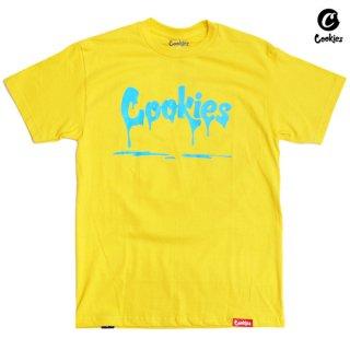 【メール便対応】COOKIES SF 99 FLAVORS Tシャツ【YELLOW】