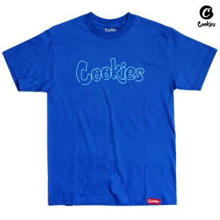 【メール便対応】COOKIES SF LITTY Tシャツ【ROYAL BLUE】