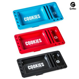 <img class='new_mark_img1' src='https://img.shop-pro.jp/img/new/icons59.gif' style='border:none;display:inline;margin:0px;padding:0px;width:auto;' />COOKIES SF ROLLING TRAY【BLUE/BLACK/RED】