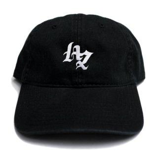【メール便対応】YOKOHAMA STRAPBACK CAP【BLACK】【CITY CAP】