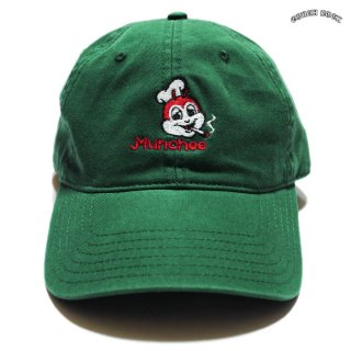 【メール便対応】COUCH LOCK STRAPBACK CAP【GREEN】