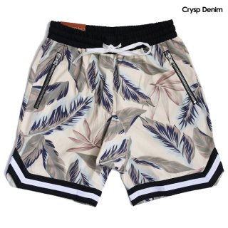 CRYSP DENIM JORDAN BALL SHORTS【TAN】