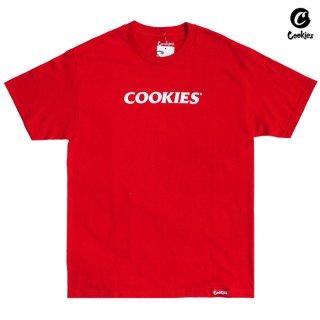 【メール便対応】COOKIES SF ALL HERB Tシャツ【RED】