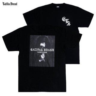 【メール便対応】CALIFAS Tシャツ【BLACK】
