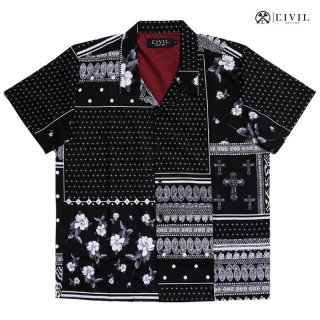 CIVIL REGIME CHRISTO SHIRTS【BLACK】