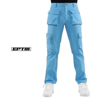 EPTM 3M PIPING CARGO PANTS【SKY BLUE】