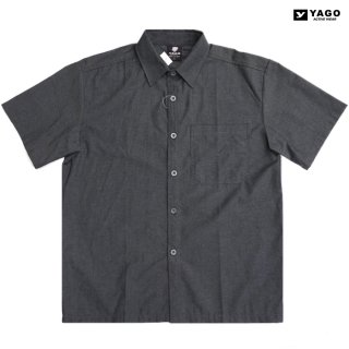 YAGO OPEN SHIRTS【GRAY】