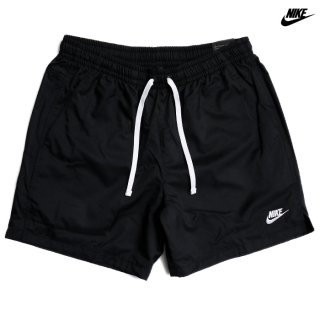 NIKE SPORTSWEAR WOVEN FLOW SHORTS【BLACK】