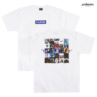 【メール便対応】PALM CRU CLASSICS Tシャツ【WHITE】