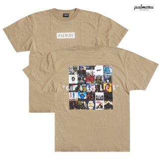【メール便対応】PALM CRU CLASSICS Tシャツ【SAND】