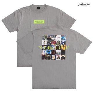 【メール便対応】PALM CRU CLASSICS Tシャツ【GRAY】