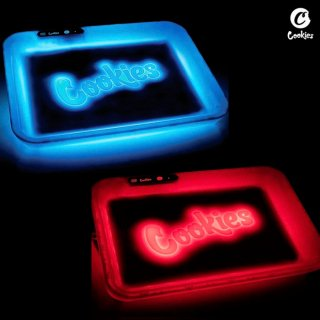COOKIES V3 GLOWTRAY【BLUE/RED】