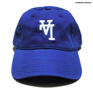 【メール便対応】STADIUM CAPSULE STRAP BACK CAP【BLUE】