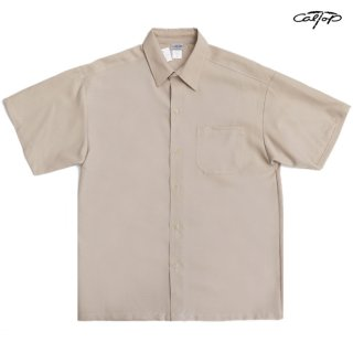 CAL TOP OPEN SHIRTS【KHAKI】
