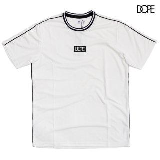 【メール便対応】DOPE SPRINTER Tシャツ【WHITE】