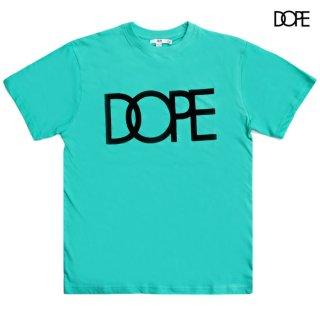 【メール便対応】DOPE CORE LOGO Tシャツ【MINT】