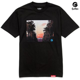 【メール便対応】COOKIES SF COOKIE HILL Tシャツ【BLACK】
