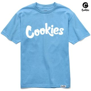 【メール便対応】COOKIES SF THIN MINT Tシャツ【CAROLINA BLUE】
