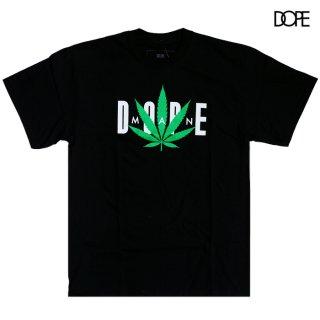 【メール便対応】DOPE LIMITED Tシャツ【BLACK】