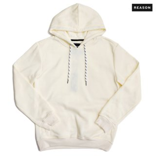 REASON CLOTHING MERCER HOODIE【CREAM】