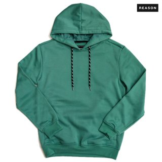 REASON CLOTHING MERCER HOODIE【GREEN】