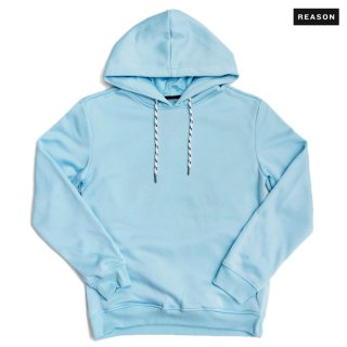REASON CLOTHING MERCER HOODIE【BLUE】
