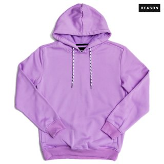 REASON CLOTHING MERCER HOODIE【PURPLE】