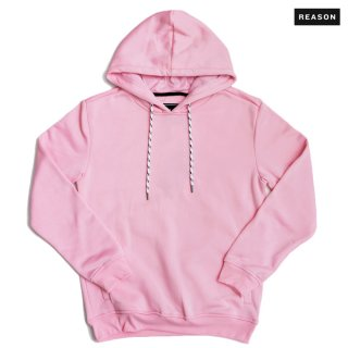 REASON CLOTHING MERCER HOODIE【PINK】