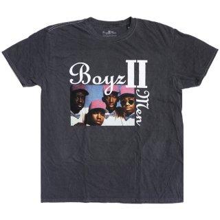 【メール便対応】BOYZ 2 MEN OFFICIAL Tシャツ【BLACK】