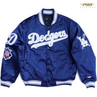 【送料無料】PRO STANDARD LOS ANGELES DODGERS JACKET【BLUE】