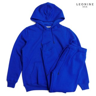 LEONINE PULLOVER SWEAT SETUP【ROYAL BLUE】
