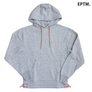 EPTM HYPER FLEECE HOODED【H.GRAY】