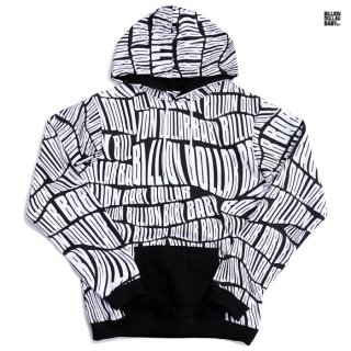 【送料無料】BILLION DOLLAR BABY AOP HOODIE【BLACK】