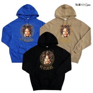 【先行予約★12月中旬〜下旬入荷】【送料無料】YAHWEHS EYES PULLOVER HOODIE【WHITE/BLACK/BLUE/SAND】