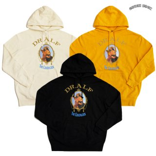 【先行予約★12月中旬〜下旬入荷】【送料無料】COUCH LOCK PULLOVER HOODIE【WHITE/BLACK/YELLOW/NATURAL】