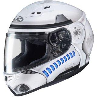 ヘルメット HJC STARWARS CS-15 ストームトルーパー フルフェイスヘルメット